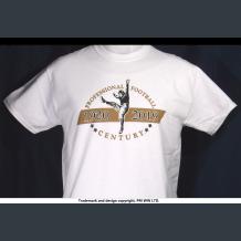 Pro Football Century 1920-2019 quality cotton shirt