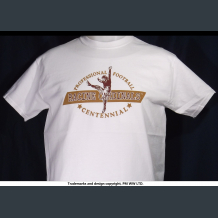 Racine Cardinals, Pro Football year one 1920 team, quality cotton shirt