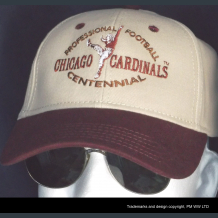 profootball100.com  Chicago Cardinals, oldest team